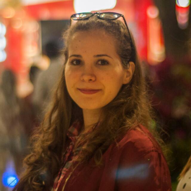 Sharon Duque - Content Specialist